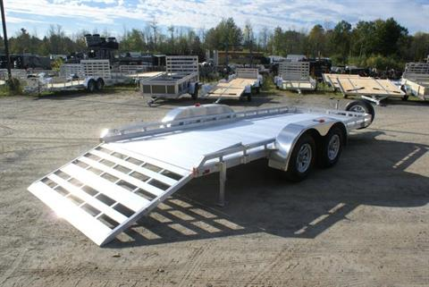 2019 Polaris Trailers PU6.5x20TA-FA-2.0 in Milford, New Hampshire