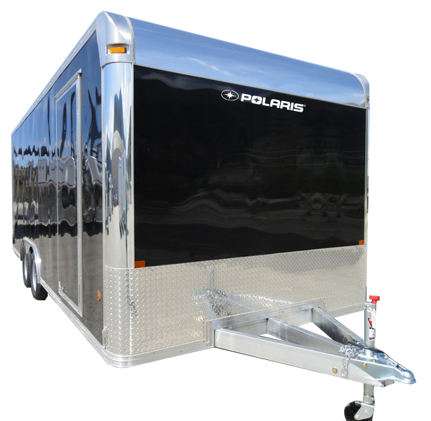 2019 Polaris Trailers PCH 8x28-IF in Milford, New Hampshire
