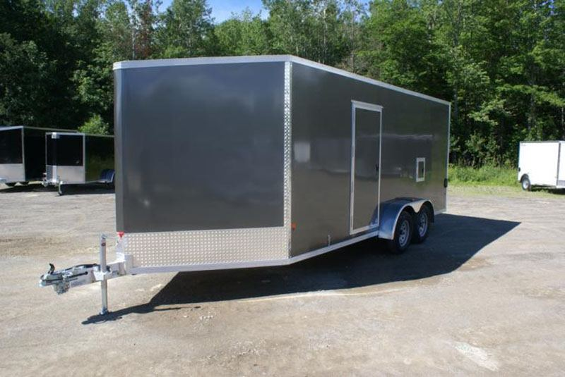 2020 Polaris Trailers PES7x14-IF Deluxe in Marshall, Texas - Photo 3