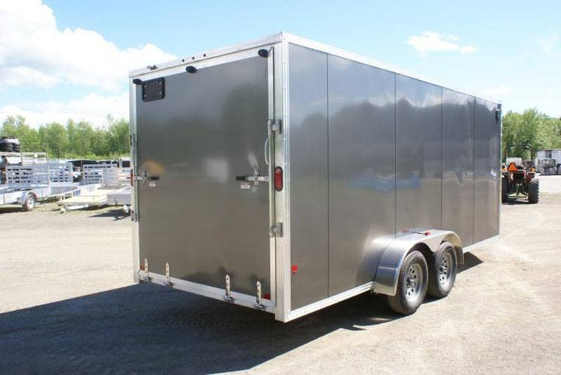 2020 Polaris Trailers PES7x14-IF Deluxe in Marshall, Texas - Photo 4