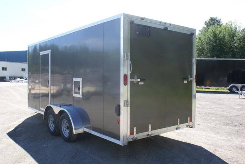 2020 Polaris Trailers PES7x22-IF Deluxe in Marshall, Texas - Photo 5