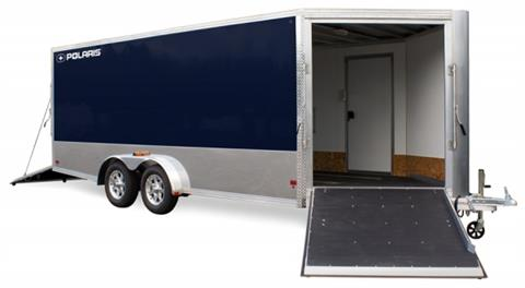 2020 Polaris Trailers PES7x14-IF Elite in Lancaster, Texas