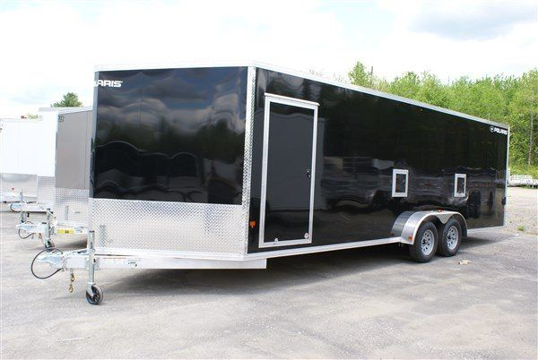 2020 Polaris Trailers PES7x18-IF Elite in Marshall, Texas - Photo 2
