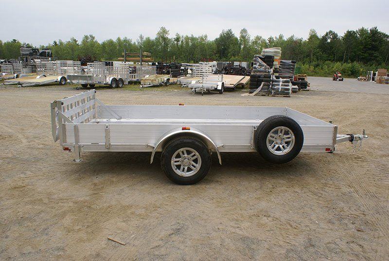 2019 Polaris Trailers PU80x12AR-2.0 in Auburn, California - Photo 2