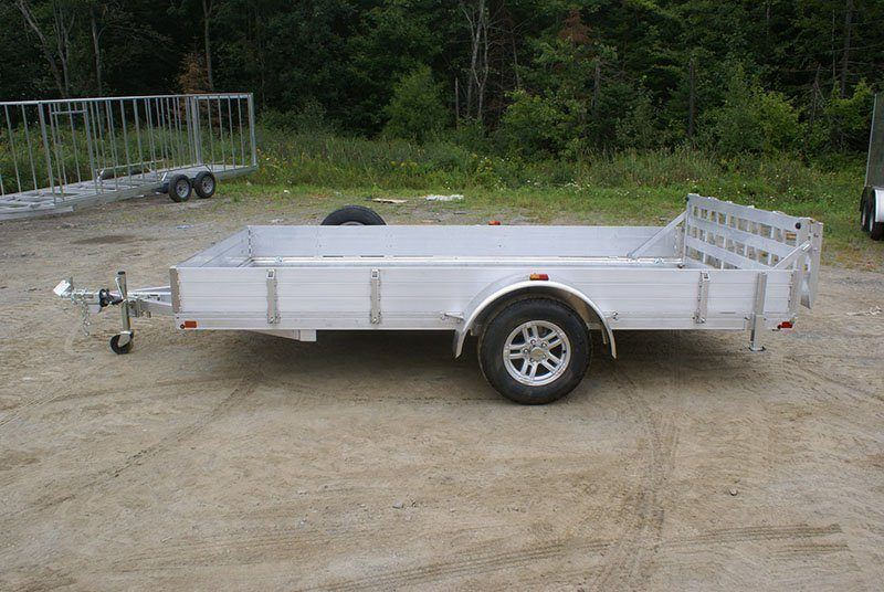 2019 Polaris Trailers PU 80x12AR-2.0 in Milford, New Hampshire