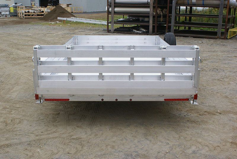 2020 Polaris Trailers PU72x10AR-2.0 in Marshall, Texas - Photo 9