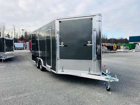 2019 Polaris Trailers PCH 8.5x22 AS PV in Saint Johnsbury, Vermont