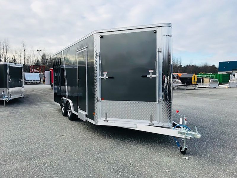2019 Polaris Trailers PCH 8.5x22 AS PV in Cottonwood, Idaho