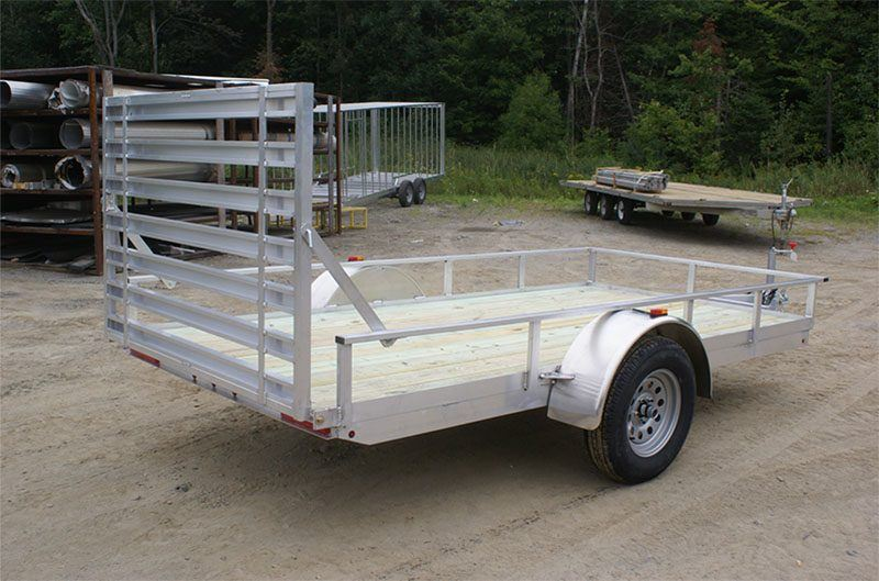 2020 Polaris Trailers PU72x10WR-2.0 in Auburn, California - Photo 6