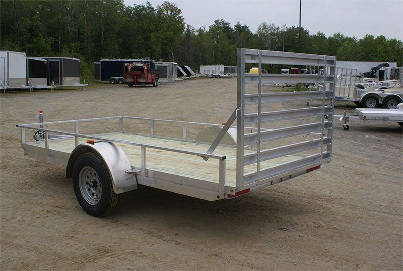 2020 Polaris Trailers PU72x12WR-2.0 in Marshall, Texas - Photo 7