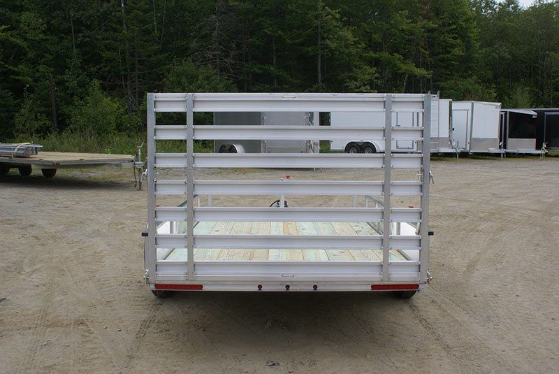 2020 Polaris Trailers PU72x12WR-2.0 in Milford, New Hampshire - Photo 9