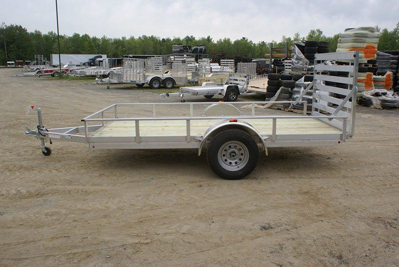 2020 Polaris Trailers PU72x14WR-2.0 in Marshall, Texas - Photo 3