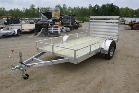 2020 Polaris Trailers PU72x14WR-2.0 in Marshall, Texas - Photo 5