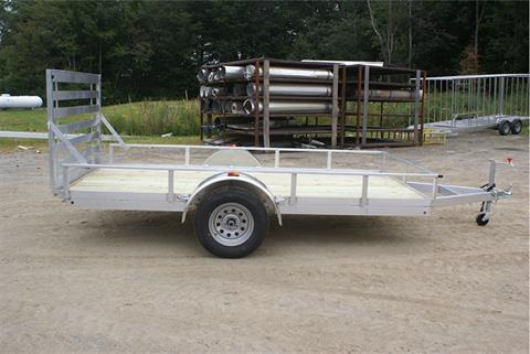 2020 Polaris Trailers PU80x10WR-2.0 in Auburn, California - Photo 2