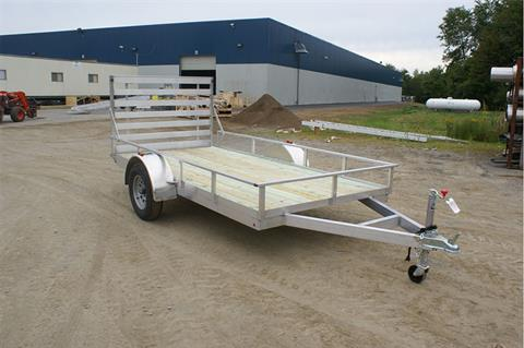 2020 Polaris Trailers PU80x10WR-2.0 in Auburn, California - Photo 4