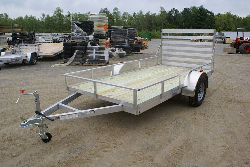 2020 Polaris Trailers PU80x10WR-2.0 in Auburn, California - Photo 5
