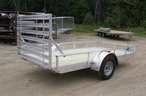 2020 Polaris Trailers PU80x10WR-2.0 in Auburn, California - Photo 6
