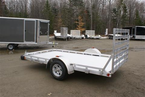 2019 Polaris Trailers PU6.5X14FA in Eureka, California