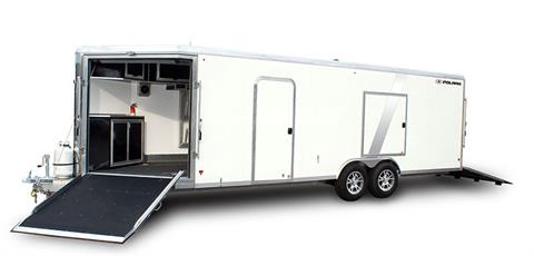 2021 Polaris Trailers PCH 8.5 x 24 A-S EWP in Yuba City, California