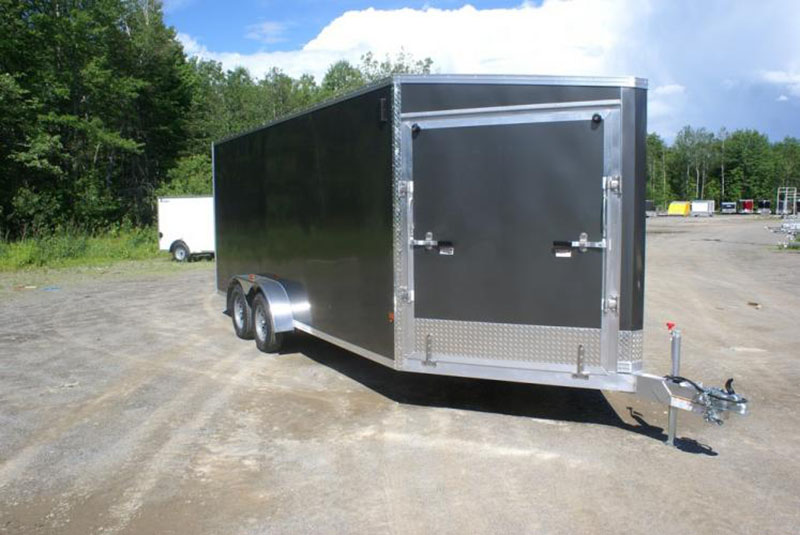 2021 Polaris Trailers PES7x18-IF Deluxe in Yuba City, California - Photo 2