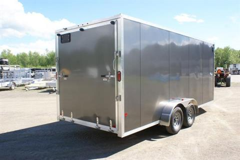 2021 Polaris Trailers PES7x18-IF Deluxe in Yuba City, California - Photo 4