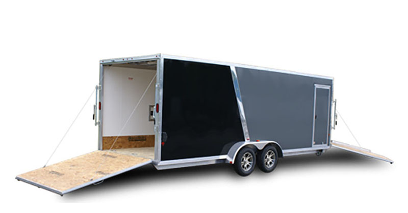 2021 Polaris Trailers PES7x18-IF Deluxe in Yuba City, California - Photo 1