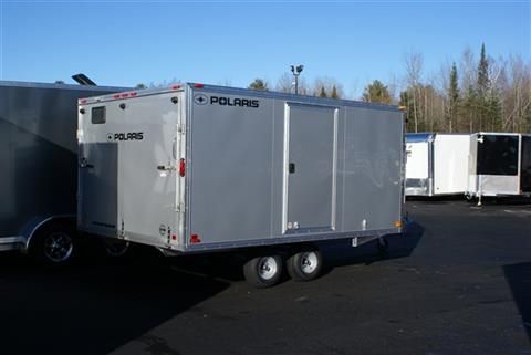 2021 Polaris Trailers PES101x22 DL LM in Yuba City, California - Photo 3
