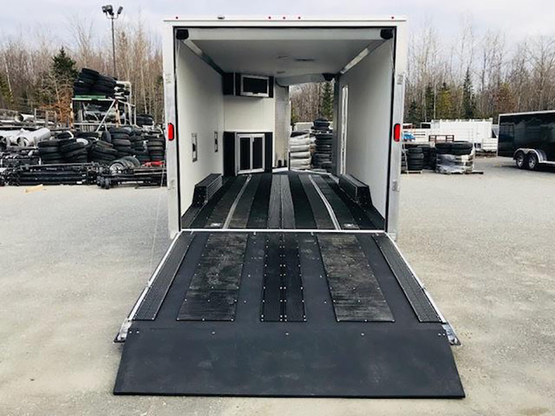 2021 Polaris Trailers PCH 8.5 x 22 A-S PV in Yuba City, California - Photo 2