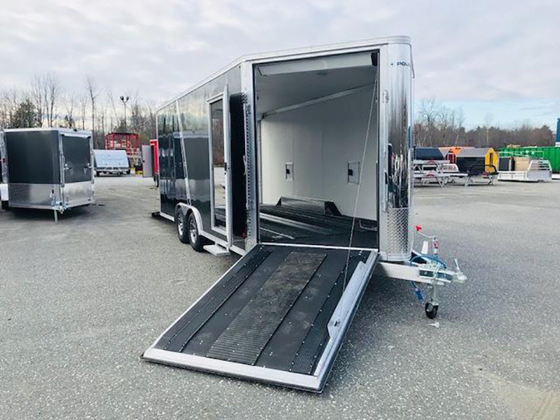 2021 Polaris Trailers PCH 8.5 x 22 A-S PV in Yuba City, California - Photo 4
