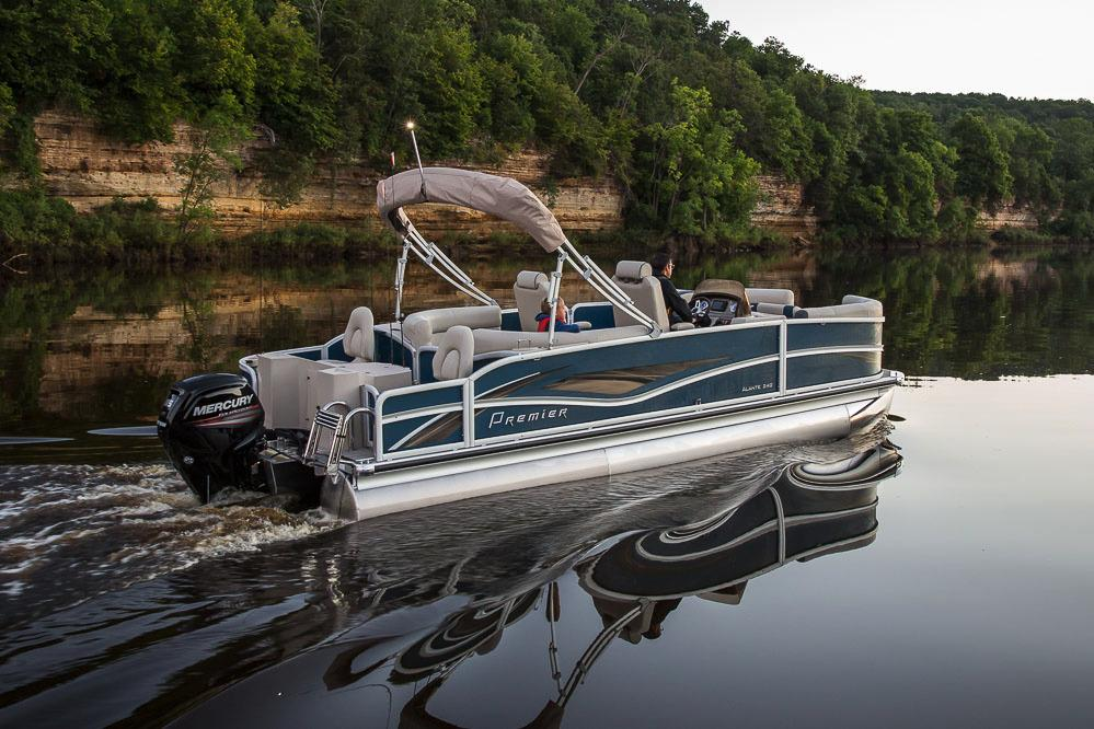 2018 Premier 240 Alante in Osage Beach, Missouri