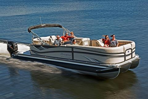 2018 Premier 250 Grand Majestic RE in Albert Lea, Minnesota