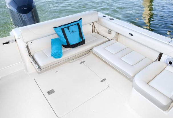 2014 Pursuit DC 265 Dual Console in Madisonville, Louisiana