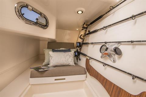 2015 Pursuit DC 325 Dual Console in Madisonville, Louisiana