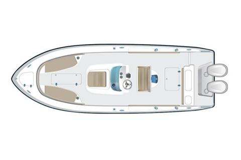 2018 Pursuit C 260 Center Console in Osage Beach, Missouri