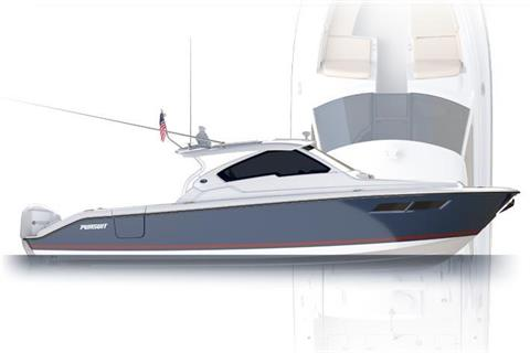 2018 Pursuit DC 365 Dual Console in Osage Beach, Missouri