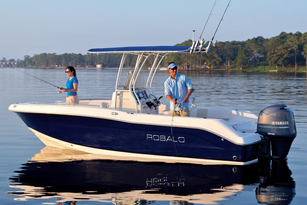2016 Robalo R200 Center Console in Gulfport, Mississippi - Photo 7