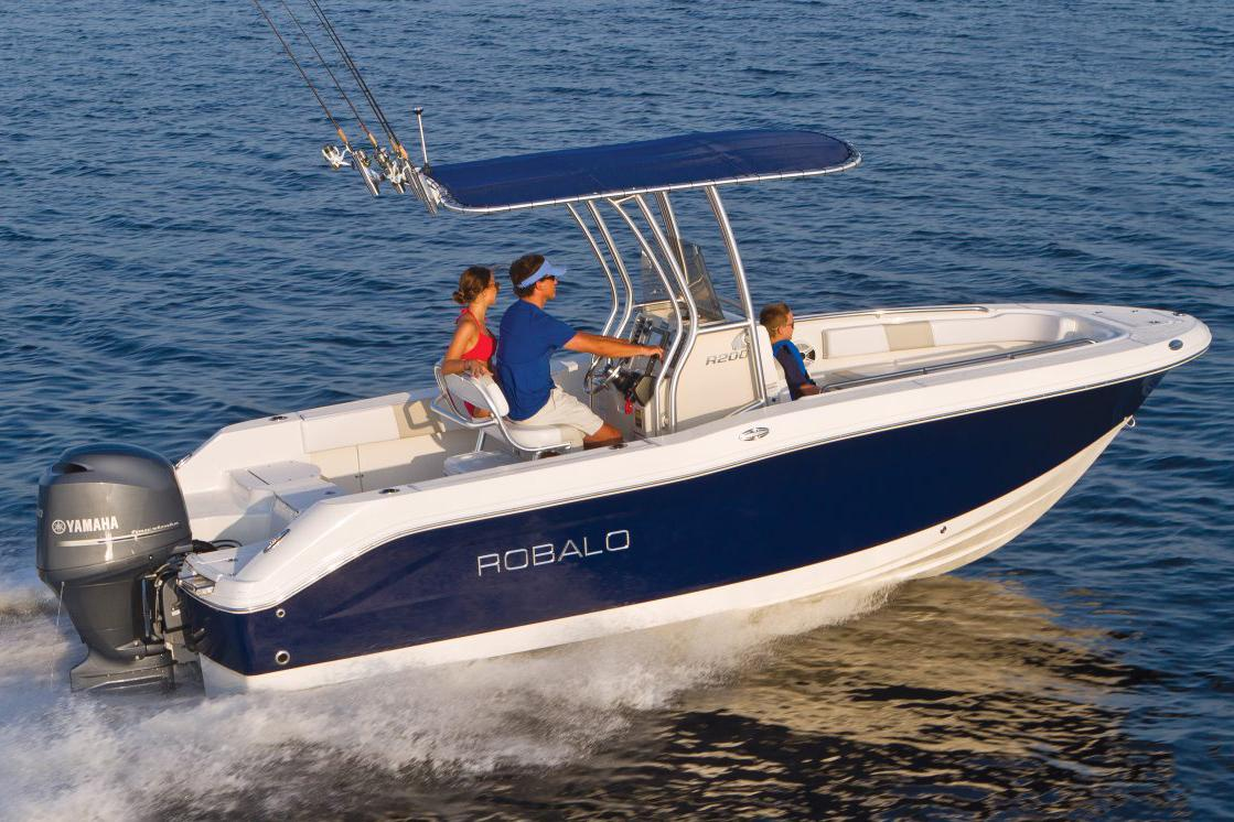 2016 Robalo R200 Center Console in Gulfport, Mississippi - Photo 9