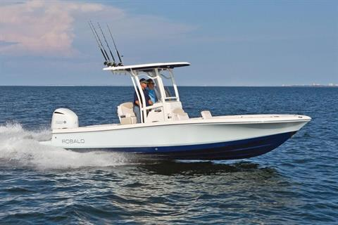 2017 Robalo 246 Cayman in Round Lake, Illinois