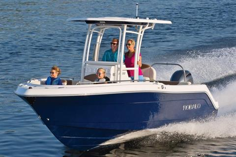2017 Robalo R222ES in Round Lake, Illinois