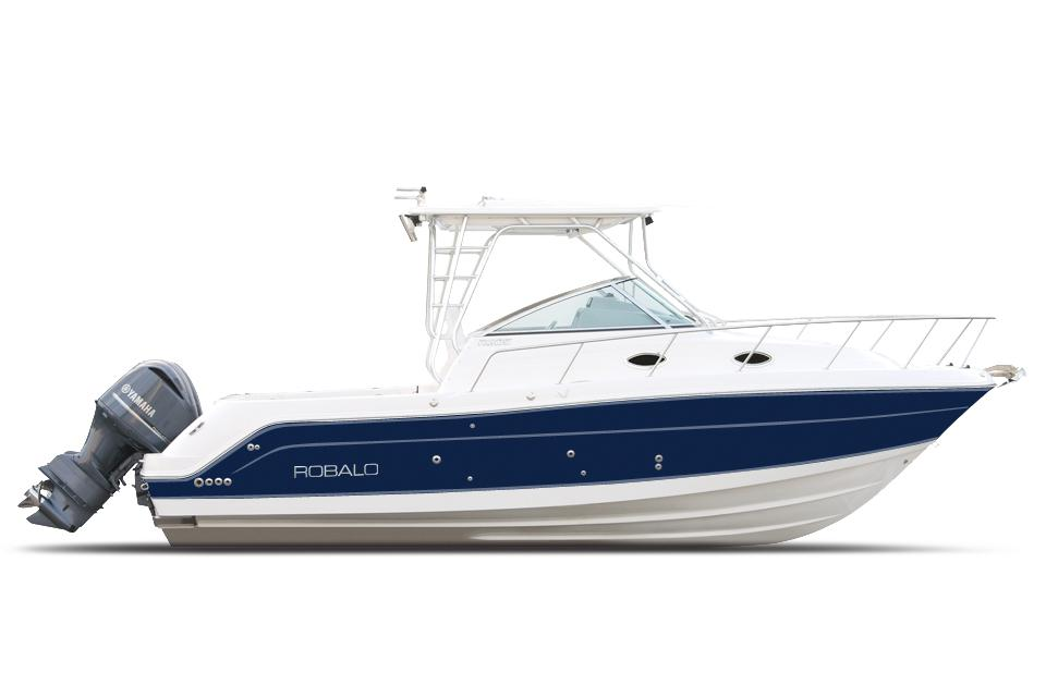 2017 Robalo R305 Walkaround in Round Lake, Illinois