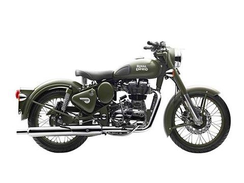 2016 Royal Enfield Classic Battle Green in Oakdale, New York