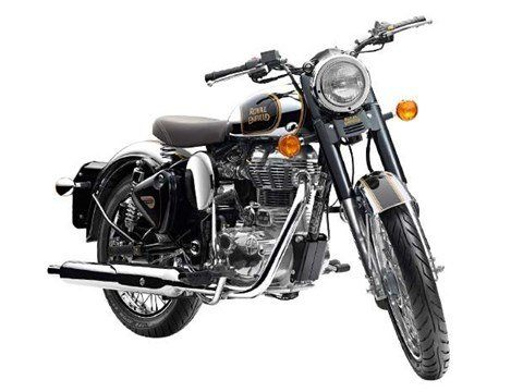 2016 Royal Enfield Classic Chrome in Greensboro, North Carolina