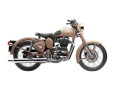 2016 Royal Enfield Classic Desert Storm in Oakdale, New York