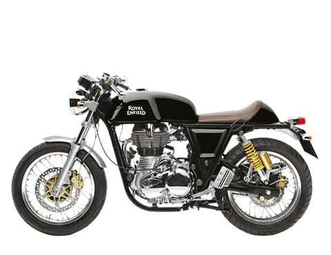 2016 Royal Enfield Continental GT in Greensboro, North Carolina