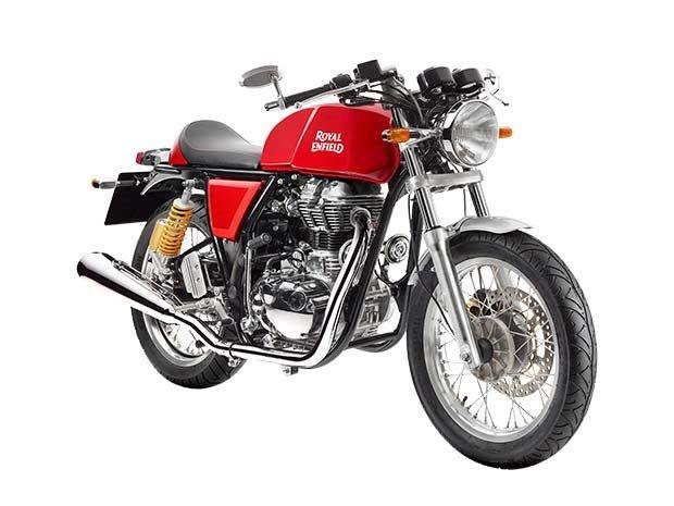 2016 Royal Enfield Continental GT in Fort Myers, Florida