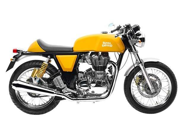 New 2016 Royal Enfield Continental Gt Motorcycles In