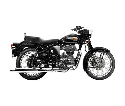 2017 Royal Enfield Bullet 500 EFI in Greensboro, North Carolina
