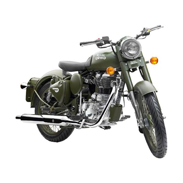 2017 Royal Enfield Classic Battle Green in Brea, California