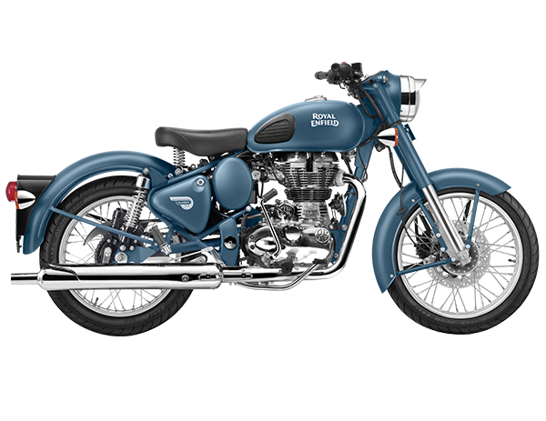 2017 Royal Enfield Classic Squadron Blue in Muskego, Wisconsin