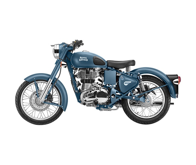 2017 Royal Enfield Classic Squadron Blue in Oklahoma City, Oklahoma